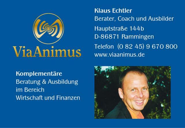 Auto News | ViaAnimus - Komplementäre Wirtschafts- und Finanzberatung u. Ausbildung