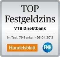 Oesterreicht-News-247.de - Österreich Infos & Österreich Tipps | VTB Direktbank Festgeld