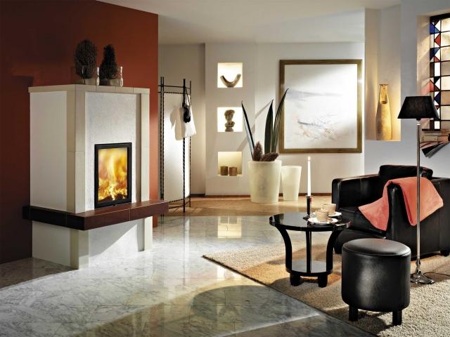 Medien-News.Net - Infos & Tipps rund um Medien | Die Kaminanlage mit Wasser-Wärmetauscher als Mini-Kraftwerk im Wohnzimmer – Ideal für Passivhäuser