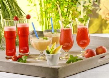Radio Infos & Radio News @ Radio-247.de | Eiskalt, fruchtig, exotisch: Leckere Frozen Drinks mit Melone, Pfirsich oder Erdbeere - jeder wie er es mag