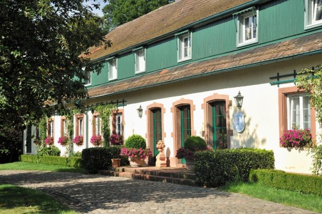 Saarland-Info.Net - Saarland Infos & Saarland Tipps | Herrliche Idylle: Das Romantik Hotel Linslerhof in Überherrn