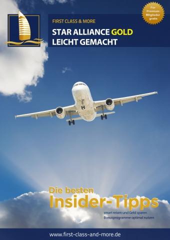 fluglinien-247.de - Infos & Tipps rund um Fluglinien & Fluggesellschaften | Star Alliance Gold leicht gemacht