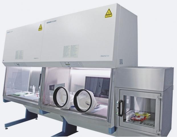 App News @ App-News.Info | BERNER Zytostatika Isolator I-MaxPro