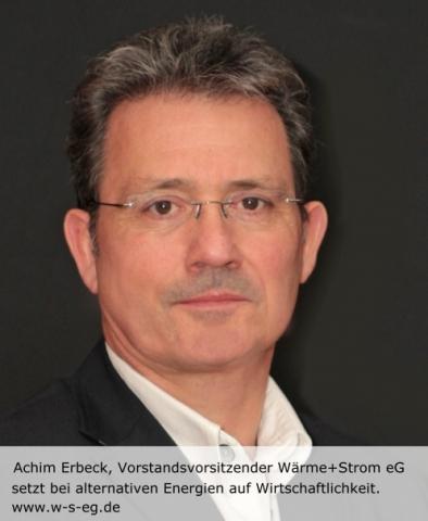 Medien-News.Net - Infos & Tipps rund um Medien   w-s-eg.de: Wärme + Strom eG, Körle, ermöglicht grüne Geldanlage