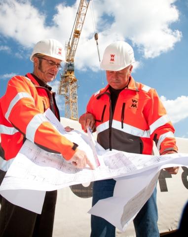 Medien-News.Net - Infos & Tipps rund um Medien | Umweltmanagement auf Baustellen: WOLFF & MÜLLER steuert die Prozesse so, dass möglichst wenig CO2-Emissionen, Lärm und Abfälle entstehen.