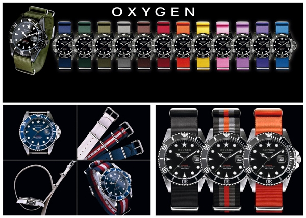 Grossbritannien-News.Info - Großbritannien Infos & Großbritannien Tipps | OXYGEN Watch - Die Uhr mit Chamäleon-Effekt