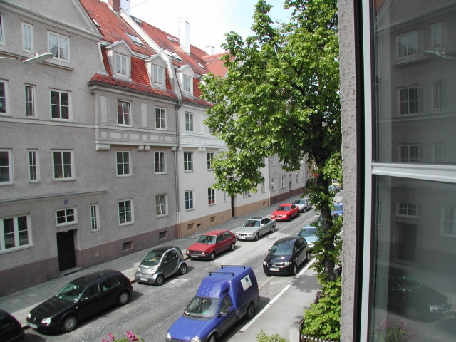 News - Central: Altbau in Giesing