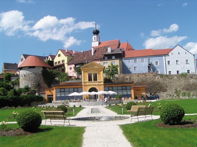 News - Central: Alle Kleinen Historischen Städte haben denkmalgeschützte Altstadtkerne.