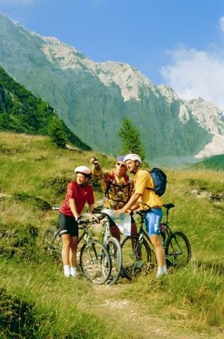 Ost Nachrichten & Osten News | Natur und Abenteuer: in Kärntens Naturarena die Berge mit dem Bike erkunden und mehr. Foto: naturarena.com