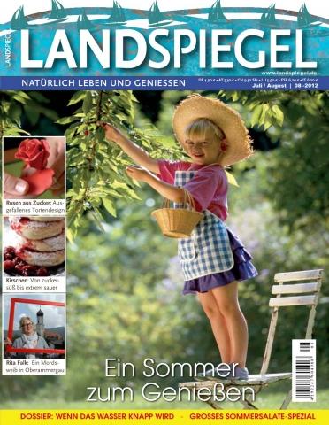 Pflanzen Tipps & Pflanzen Infos @ Pflanzen-Info-Portal.de | Landspiegel 8-2012 - Ein Sommer zum Genießen