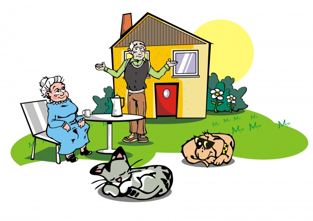 TV Infos & TV News @ TV-Info-247.de | Personenbetreuung durch einen Haushüter®. Bildrechte bei Klaus Adam