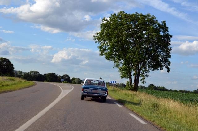 Sachsen-Anhalt-Info.Net - Sachsen-Anhalt Infos & Sachsen-Anhalt Tipps | Der Rennsteig bietet im Thüringer Wald viele zauberhafte Strecken für Oldtimer-Liebhaber.