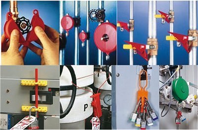 MAKRO IDENT - Lockout-Tagout Solutions