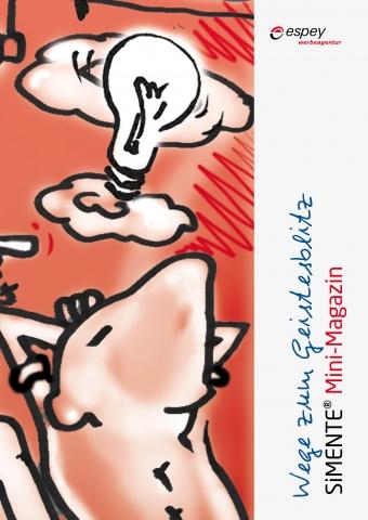 Rom-News.de - Rom Infos & Rom Tipps | SiMENTE Mini-Magazin: Wege zum Geistesblitz