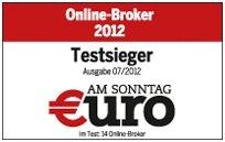 Versicherungen News & Infos | comdirect als bester Online-Broker 2012 ausgezeichnet
