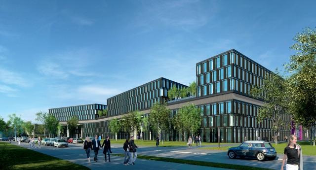 Versicherungen News & Infos | Aussenansicht 88north München
