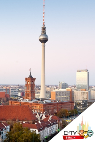 Berlin-News.NET - Berlin Infos & Berlin Tipps | Startbild der App