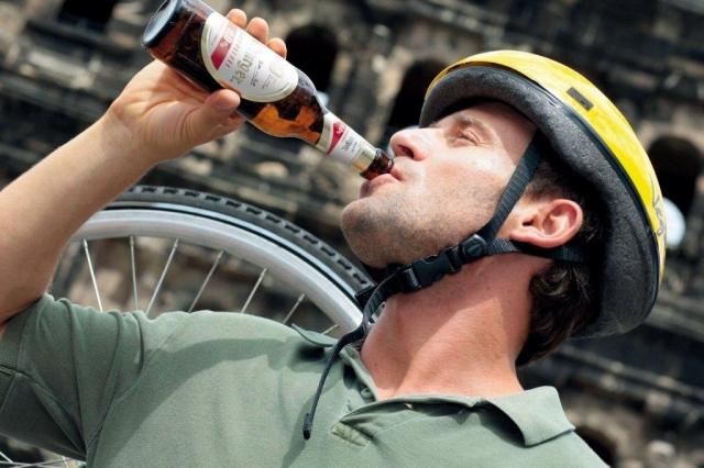 Bier-Homepage.de - Rund um's Thema Bier: Biere, Hopfen, Reinheitsgebot, Brauereien. | Alkoholfreies Bier: An warmen Tagen, auf Radtouren oder beispielsweise nach dem Sport ist ein alkoholfreies Bier eine gesunde Erfrischung.