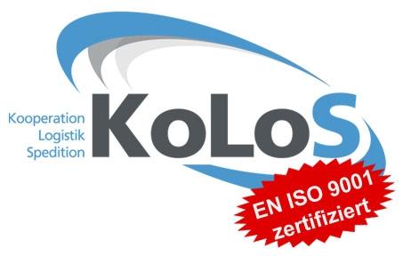 Zertifiziert mit KoLoS