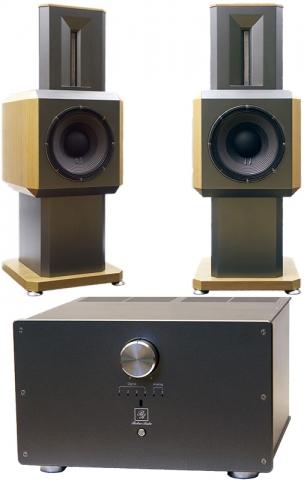 Musik & Lifestyle & Unterhaltung @ Mode-und-Music.de | Bohne Audio HiFi-System mit impulsschnellen Lautsprechern
