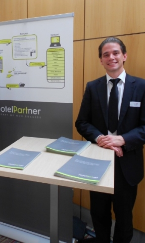 Oliver Meyer, Vorsitzender der Geschäftsführung der HotelPartner GmbH