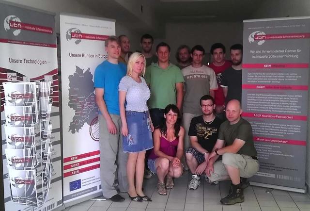 Potsdam-Info.Net - Potsdam Infos & Potsdam Tipps | Das Team der UBK Nearshoring Profis in Tschechien.