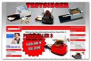 Testberichte News & Testberichte Infos & Testberichte Tipps | elektrische Zigarettenstopfmaschine