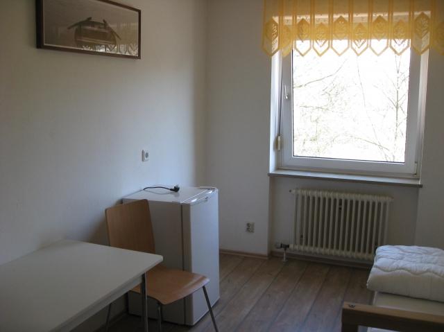 Sport-News-123.de | Einblick Zimmer A1 Hostel Nürnberg