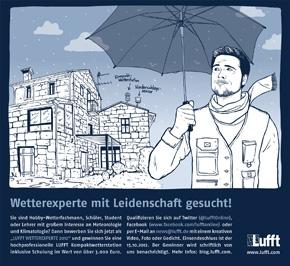 Berlin-News.NET - Berlin Infos & Berlin Tipps | G. Lufft sucht den Wetterexperten 2012