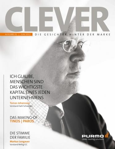Stuttgart-News.Net - Stuttgart Infos & Stuttgart Tipps | Ein Unternehmen kommt selten allein: Im Purmo-Kundenmagazin kommen auch die Partner zu Wort.