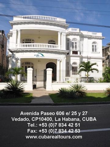 Schweiz-24/7.de - Schweiz Infos & Schweiz Tipps | Neues Büro in Havanna