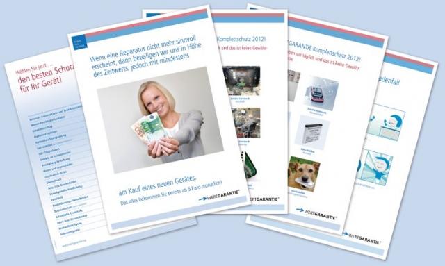 Niedersachsen-Infos.de - Niedersachsen Infos & Niedersachsen Tipps | Mit den neuen Wertgarantie-Beratungsmappen wird das Verkaufsgespräch noch einfacher