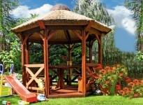 Fertighaus, Plusenergiehaus @ Hausbau-Seite.de | Gartenpavillon