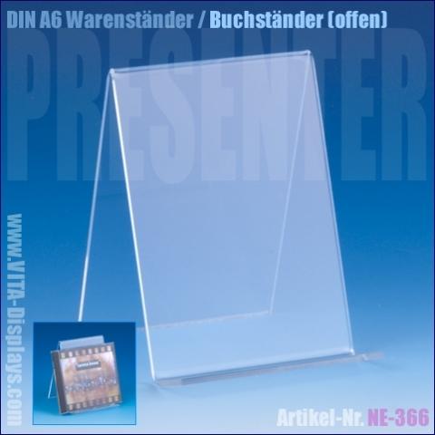 Frankfurt-News.Net - Frankfurt Infos & Frankfurt Tipps | Buchständer vom Werbedisplay-Hersteller VITAdisplays