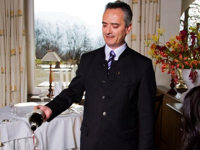 Restaurant Infos & Restaurant News @ Restaurant-Info-123.de | Der Preisträger Guarino Tugnoli bei der Arbeit