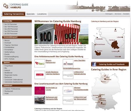 Hamburg-News.NET - Hamburg Infos & Hamburg Tipps | Der Catering Guide Hamburg erleichtert die Recherche nach dem richtigen Cateringpartner.