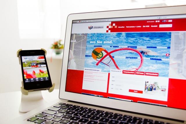 Auto News | Neue Webpräsenz und mobile Webseite der Verkehrsgemeinschaft Osnabrück