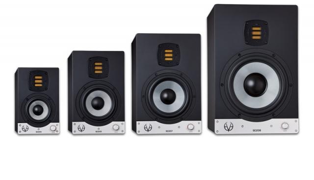 Rom-News.de - Rom Infos & Rom Tipps | Zum Verkaufsstart im August 2012 sind die vier aktiven Zwei-Wege-Modelle SC204, SC205, SC207 und SC208 von Eve Audio erhältlich.