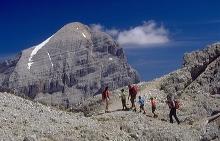 Schauspieler-Info.de | Wandern in der Bergwelt der Dolomiten