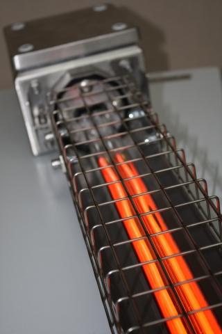 China-News-247.de - China Infos & China Tipps | Infrarot-Strahler können mit Schutzgitter und spezieller Dichtung problemlos Staub und Spritzwasser trotzen.
