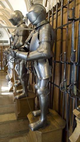Europa-247.de - Europa Infos & Europa Tipps | Waffensammlung auf Schloss Sigmaringen. Foto: Reiner Löbe