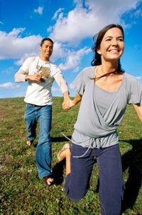 Eine aktive Lebensweise kann Durchblutungsstörungen verbessern und Herzproblemen vorbeugen.