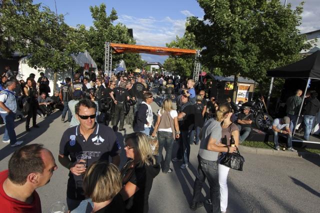 Sport-News-123.de | Munich Harley Festival 2012