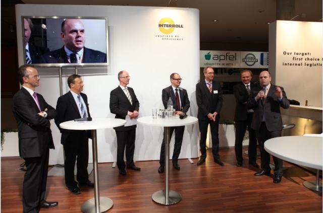 Einkauf-Shopping.de - Shopping Infos & Shopping Tipps | Forum Effizienz und Nachhaltigkeit in der Logistik auf der LogiMat 2012