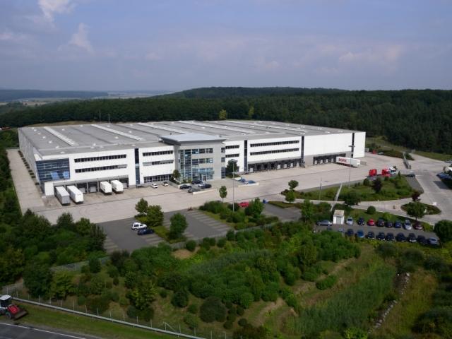 Tickets / Konzertkarten / Eintrittskarten | Neuer Logistikstandort der Expotechnik Group in der hessischen Gemeinde Langgöns