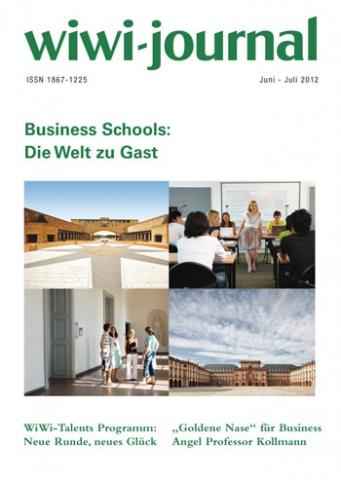 Einkauf-Shopping.de - Shopping Infos & Shopping Tipps | Business Schools sind das Titelthema des aktuellen WiWi-Journals.