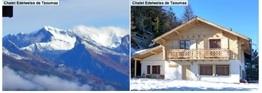 Alternative & Erneuerbare Energien News: Rechtzeitig an den Winter-Urlaub denken  - und dann vom Haus ab auf die Piste! Foto: www.alpenchalets.com