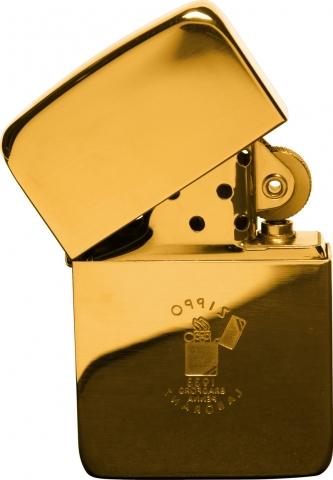 Medien-News.Net - Infos & Tipps rund um Medien | Kultfeuerzeug aus purem Gold im Wert von 15.000 Euro zu gewinnen - bei Zippo.