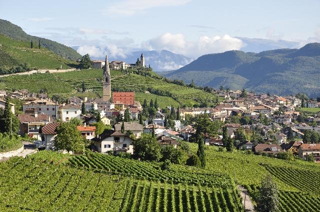 Hotel Infos & Hotel News @ Hotel-Info-24/7.de | Tramin, die Perle unter Südtirols Weindörfer, plante den Bau der