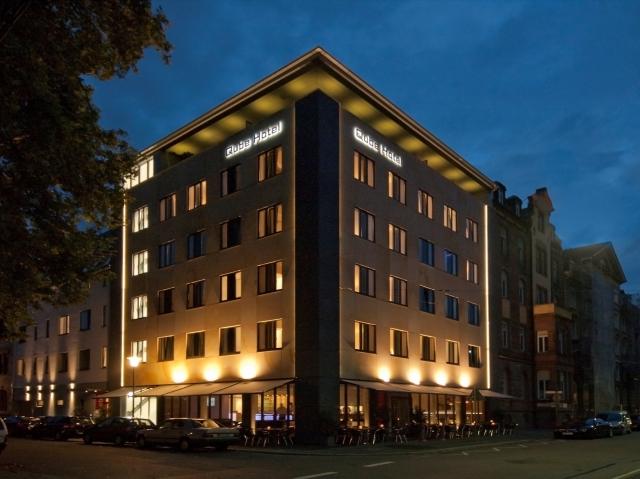 Baden-Württemberg-Infos.de - Baden-Württemberg Infos & Baden-Württemberg Tipps | Quadratisch, elegant und umweltbewusst: Das Qube Hotel Heidelberg